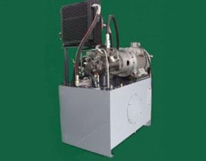 木屑设备液压系统