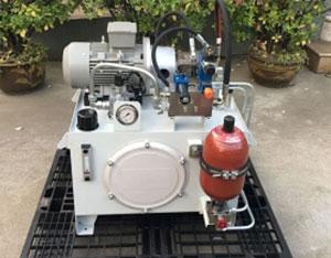 机器人液压系统