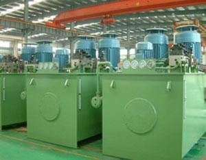 工业液压站