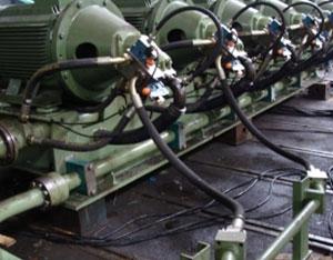 1250T剪切机-液压系统