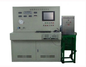 齿轮泵试验台系统